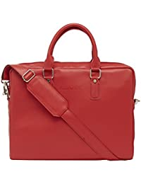 MBOSS Biscuit 10.5 Liter Faux Leather 15.6 Inch Laptop Messenger Travel Bag  PFB 012 Parent 1777ec72a6