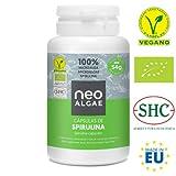Spirulina en Capsulas | Producción 100% Natural | 120 Comprimidos de...