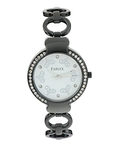 Fablex FBX12168BL  Analog Watch For Girls