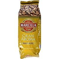 Marcilla - Gran Aroma Granos De Café Natural 250 g - [Pack ...