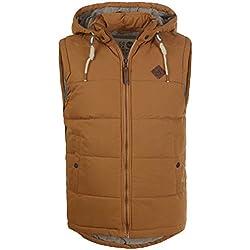 SOLID Dry - Veste sans manches- Homme, taille:M;couleur:Cinnamon (5056)