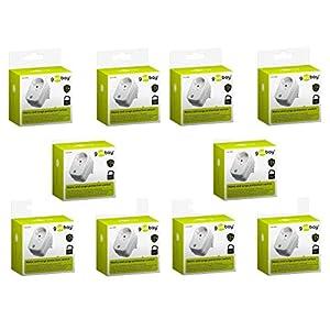 Goobay Netz-und Überspannungsschutz (230V-3500) (10er Pack)