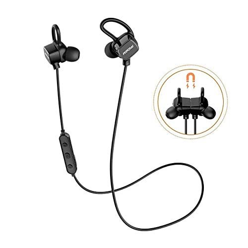 Mpow Auriculares Bluetooth Magnéticos