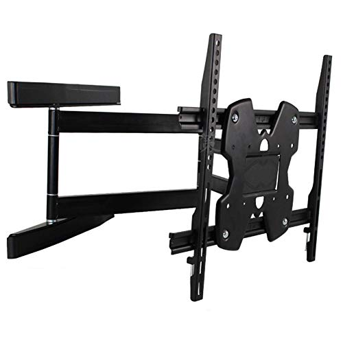 Exing Wall TV Bracket, Articulating Full Motion TV Wall Mount Bracket TV Arm Fit für 32