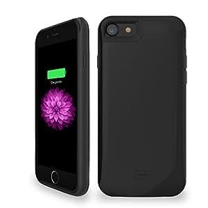 coque batterie chargeur pour iphone 7 iphone 7 coque de protection avec batterie int gr e. Black Bedroom Furniture Sets. Home Design Ideas