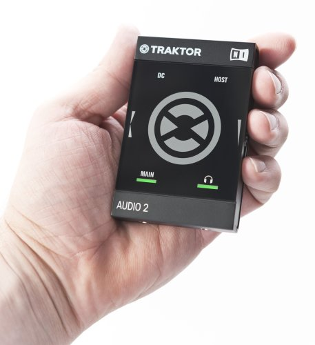 Native Instruments Traktor Audio 2 mk2 - 5