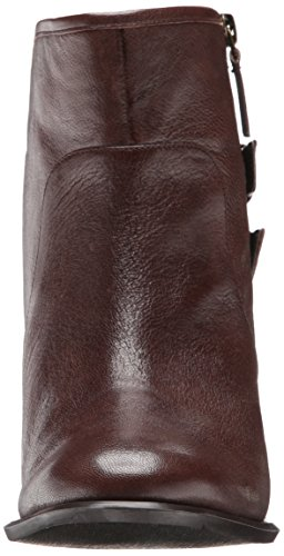 Nine West Womens Justthis Leather Boot brown