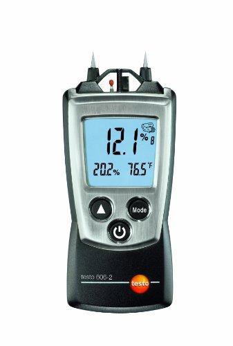 Testo 606 2 Materialfeuchte Messgerät Feuchte Messung NTC Luft Thermometer