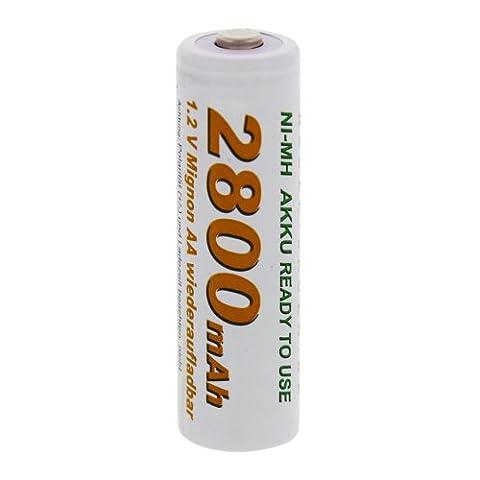 'hybride Nickel Metal aa2800Oege batterie 1pré-chargées