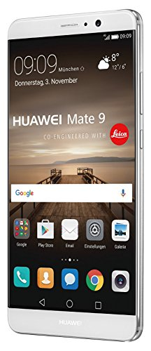 Huawei Mate 9 Smartphone, 64 GB, Marchio Vodafone