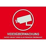 Autocollant surveillance vidéo