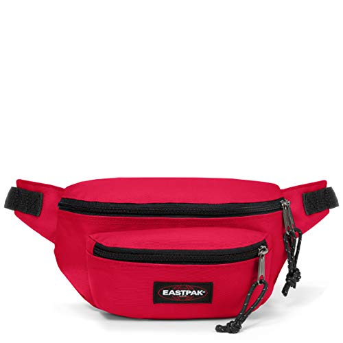 Eastpak Doggy Bag Riñonera, 27 cm, 3 L, Rojo (Sailor Red)