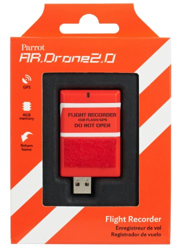 AR.Drone 2.0 - Flight Recorder (GPS Modul) Ipod-entertainment-system
