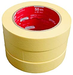 CON:P B22299 Masking Tape 3pcs 25x50 mm