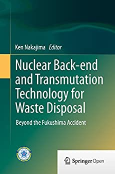 Nuclear Back-end And Transmutation Technology For Waste Disposal: Beyond The Fukushima Accident por Ken Nakajima epub
