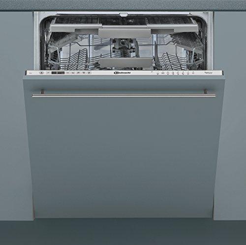Bauknecht BIC 3C26 PF Geschirrspüler Vollintegriert, A++, 60 cm, 265 kWh/Jahr, 14 MGD, Power Clean, Option Multizone, Besteckschublade Pro Space