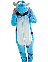 Keral JP Anime Mein Nachbar TierPyjamas Schlafanzug Overall Anime Totoro Cosplay Sleepwear