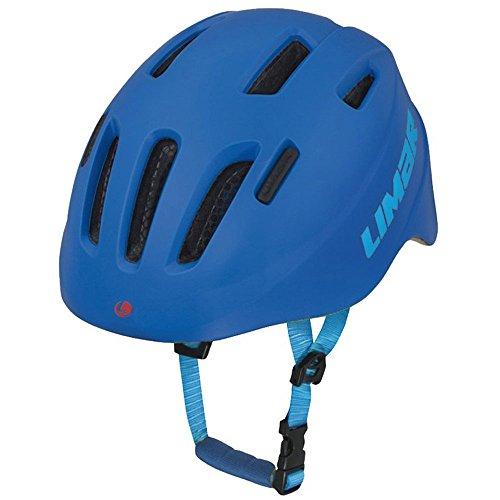 Fahrradhelm Limar 224 matt blau Gr.S (46-52cm) (1 Stück)