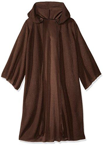 Imagen de rubies 882025  bata de jedi para disfraz de niño , marrón, m 5  7 años  alternativa