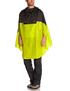 Vaude Covero II Poncho Homme Lemon FR : S (Taille Fabricant : S)