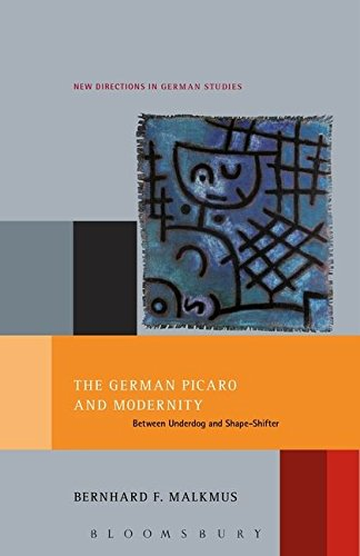 German Picaro and Modernity (New Directions in German Studies, Band 2)