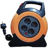 Enexo - Enrouleur automatique 10m câble HO5RR-F 3G1,5mm²