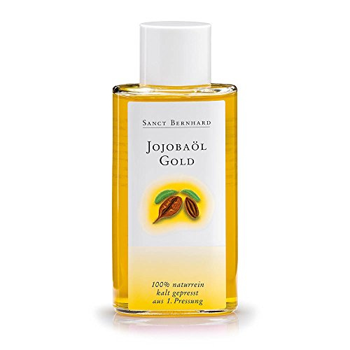 Sanct Bernhard Jojobaöl Gold LSF 6- 100 ml, 1er Pack (1 x 100 g)