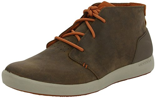 Merrell Freewheel, Baskets mode homme Marron (Dark Earth)