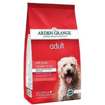 Arden Grange Adult Chicken Dog Food