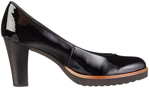 Gabor Shoes 51.220 Damen Geschlossene pumps Schwarz (Schwarz (Ra.Cuoio) 90)