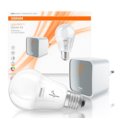 OSRAM LIGHTIFY Starter Kit Gateway