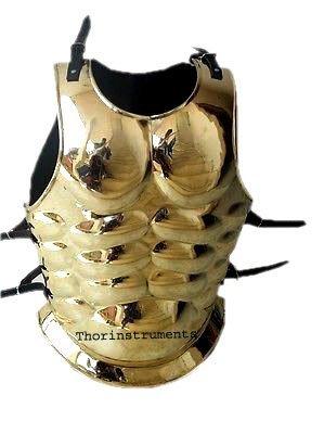 Thor Instrumente. CO romanbrass Mittelalter römischen griechischen Muscle Armor Messing Kostüm