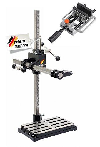 WABECO Bohrständer und Fräsständer Set 750-500 mm 2-teilig