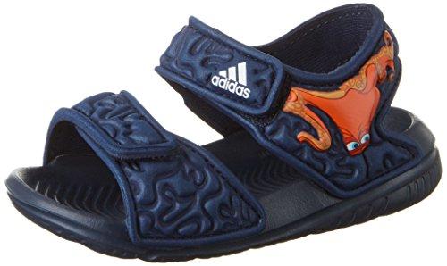 adidas Disney Nemo Altaswim i, Sandali Neonati Maschi, Blu (Collegiate Navy/Ftwr White/Collegiate Navy), 22 EU