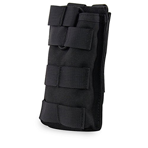 Tactical Airsoft MOLLE M4 / M16 mag Pouch Triple/Doble / Individual Open...
