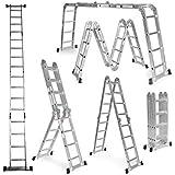 Multipurpose Ladder 16 steps, 4.8 meter