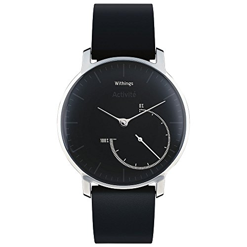 Withings Activité Steel – Activity and Sleep Tracking Watch
