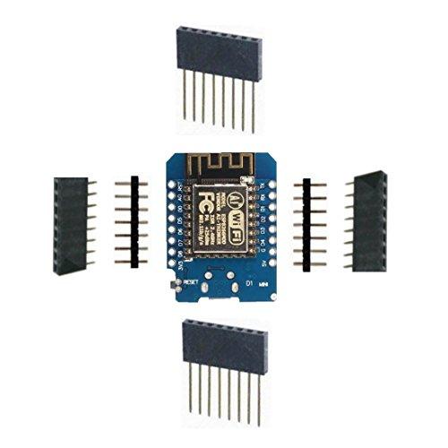 Preisvergleich Produktbild NodeMcu mini WIFI Modul ESP 8266 WLAN Arduino (0017)