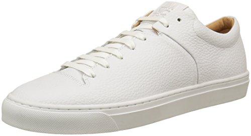 Jim RickeyCloud - Scarpe da Ginnastica Basse Uomo , Bianco (Blanc (JRF15162B)), 40