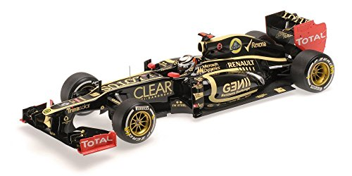 Used, Minichamps 1:18 Scale Lotus F1 Team Renault E20 Kimi for sale  Delivered anywhere in UK