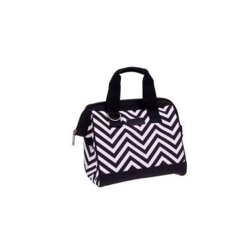 sachi-insulated-style-34-lunch-bag-black-and-white-chevron-stripe