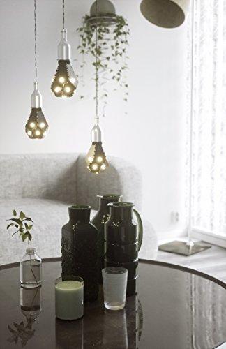 nanoleaf Ivy Smarter LED-Kit: Apple Home-Kit Beleuchtungs-Set - 12