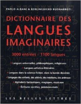 Dictionnaire Des Langues Imaginaires [Pdf/ePub] eBook