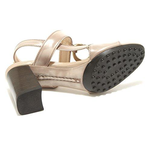 42778 TOD'S sandalo TODS scarpa donna shoes women Tortora