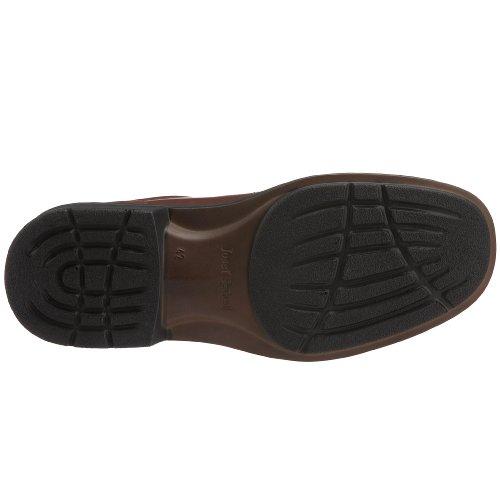Josef Seibel Burgess, Chaussures à lacets homme Marron