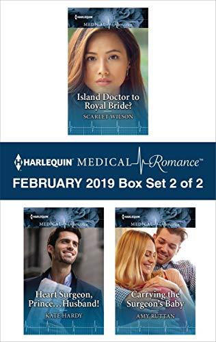 Harlequin Medical Romance February 2019 - Box Set 2 of 2: An Anthology (English Edition)