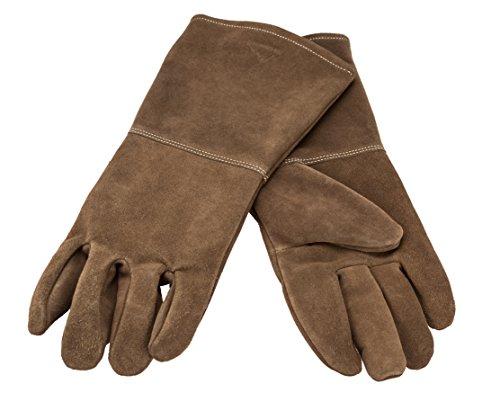 ALPENLEDER no.171-suede Kitchen Gloves Kunstleder beige Schutzhandschuh
