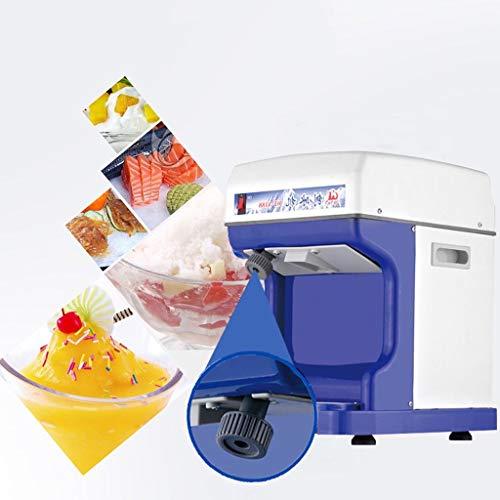 GBX Summer Beverage Making Mixer-Kommerzielle Eismaschine, vollautomatische, dickenverstellbare Teestube, Eismixer, schneeflockenrasiertes Eis, kochende Sand-Eismaschine, rasiertes Eis mit 648 kg/h