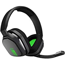 ASTRO Gaming A10 Headset (kabelgebunden, kompatibel mit Xbox One, PlayStation 4, PC, Mac) schwarz/grün (Reconditionné)