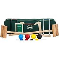 Croquet Set - Adult Size - Canvas Case - Sussex by Jaques of London